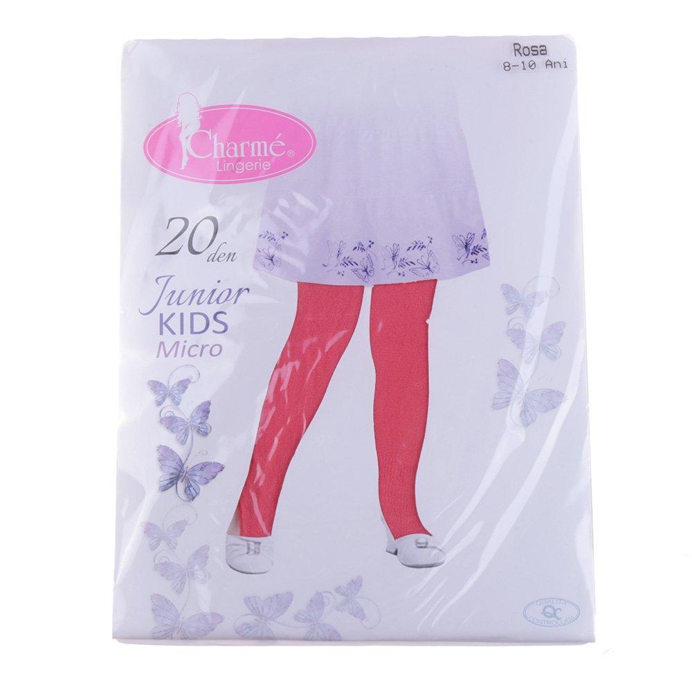 Dres copii Charme MICRO 20 DEN roz