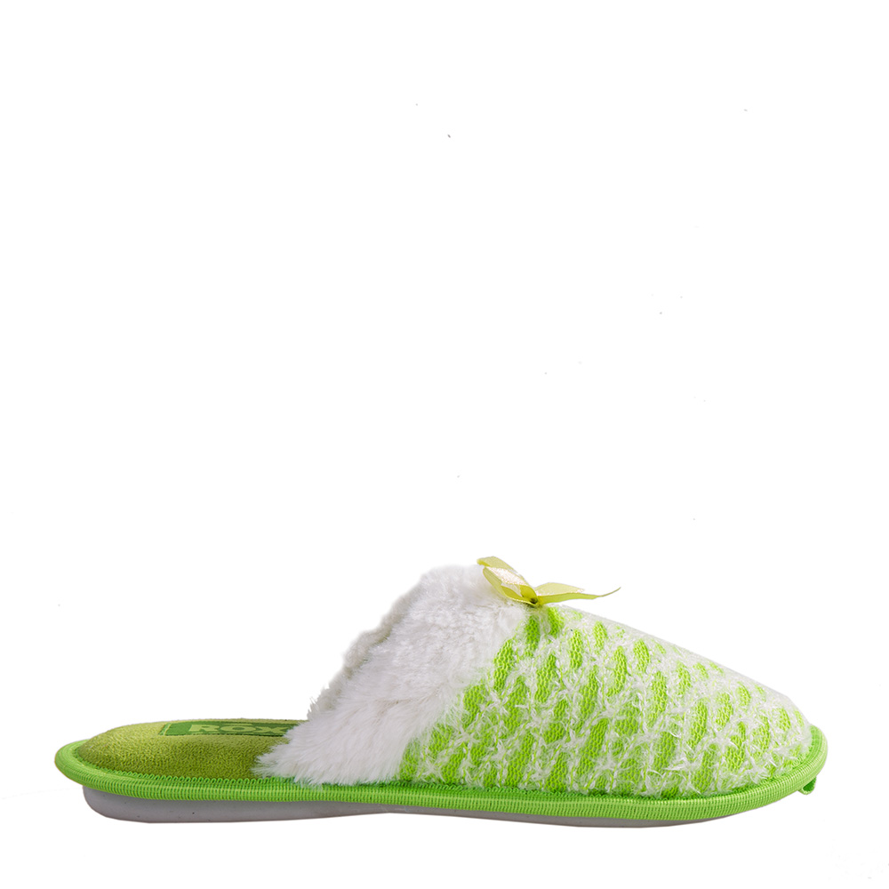 Papuci dama Rox Collection 319 verzi
