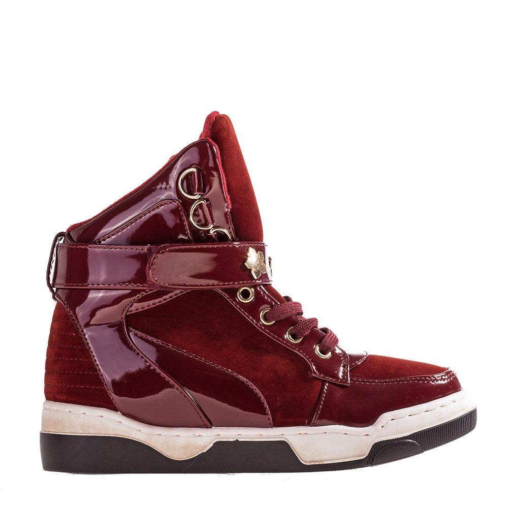 Sneakers dama Mirabel grena