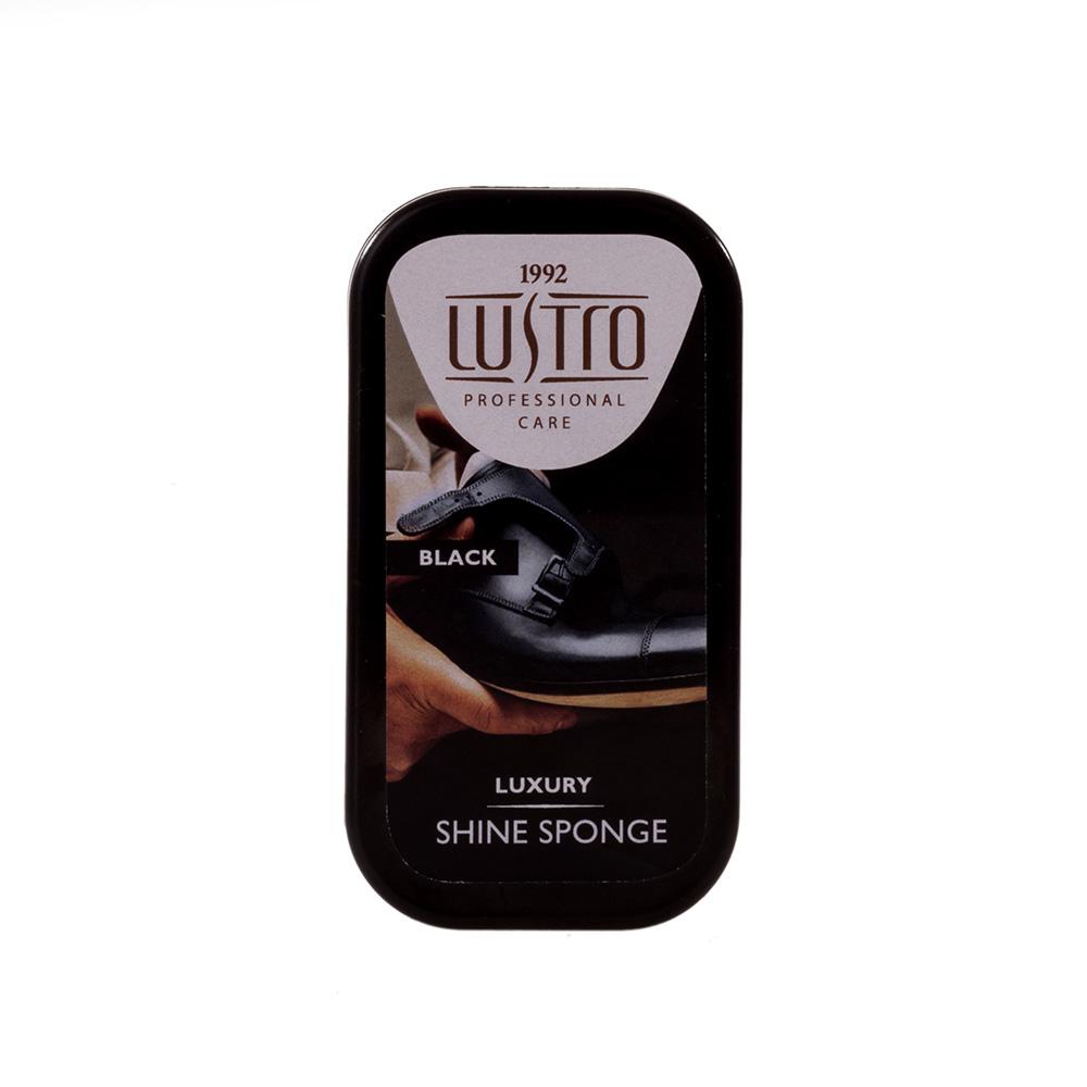 Burete cu silicon Lustro Lux negru