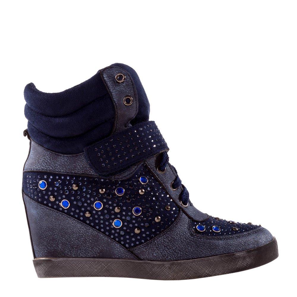 Sneakers dama Drew albastru