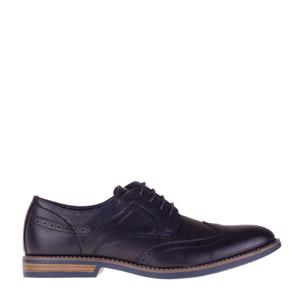 Pantofi barbati Brian albastri