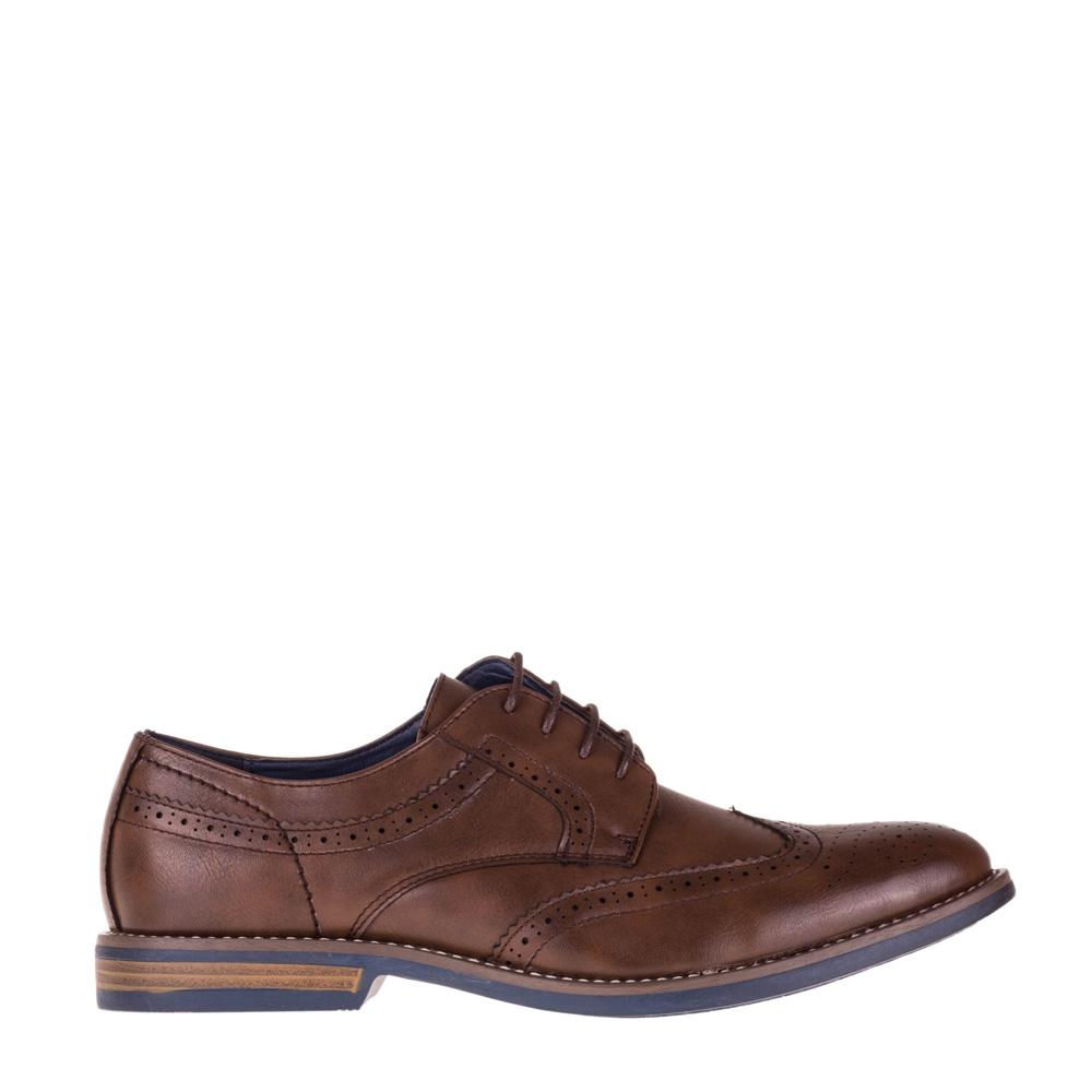 Pantofi barbati Brian maro