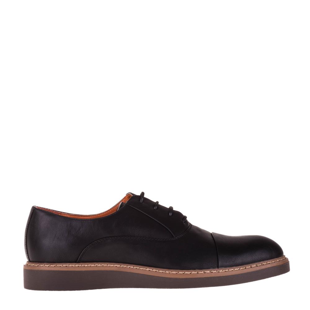 Pantofi barbati Scott negri