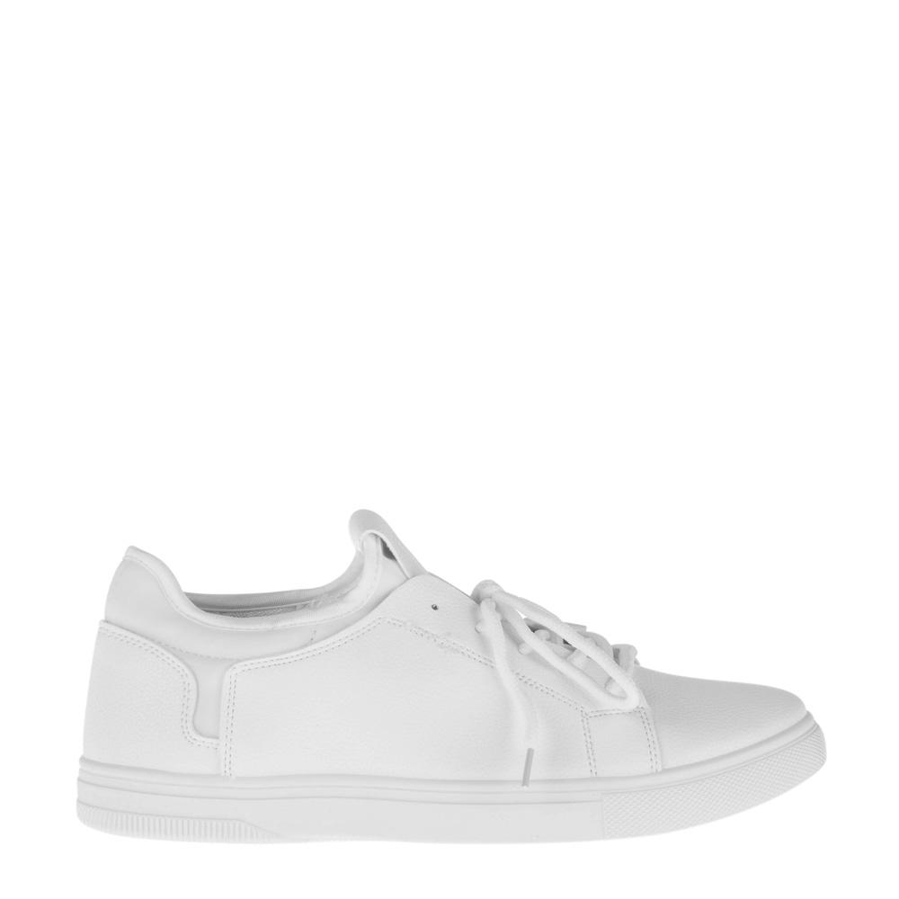 Pantofi sport barbati Beam albi