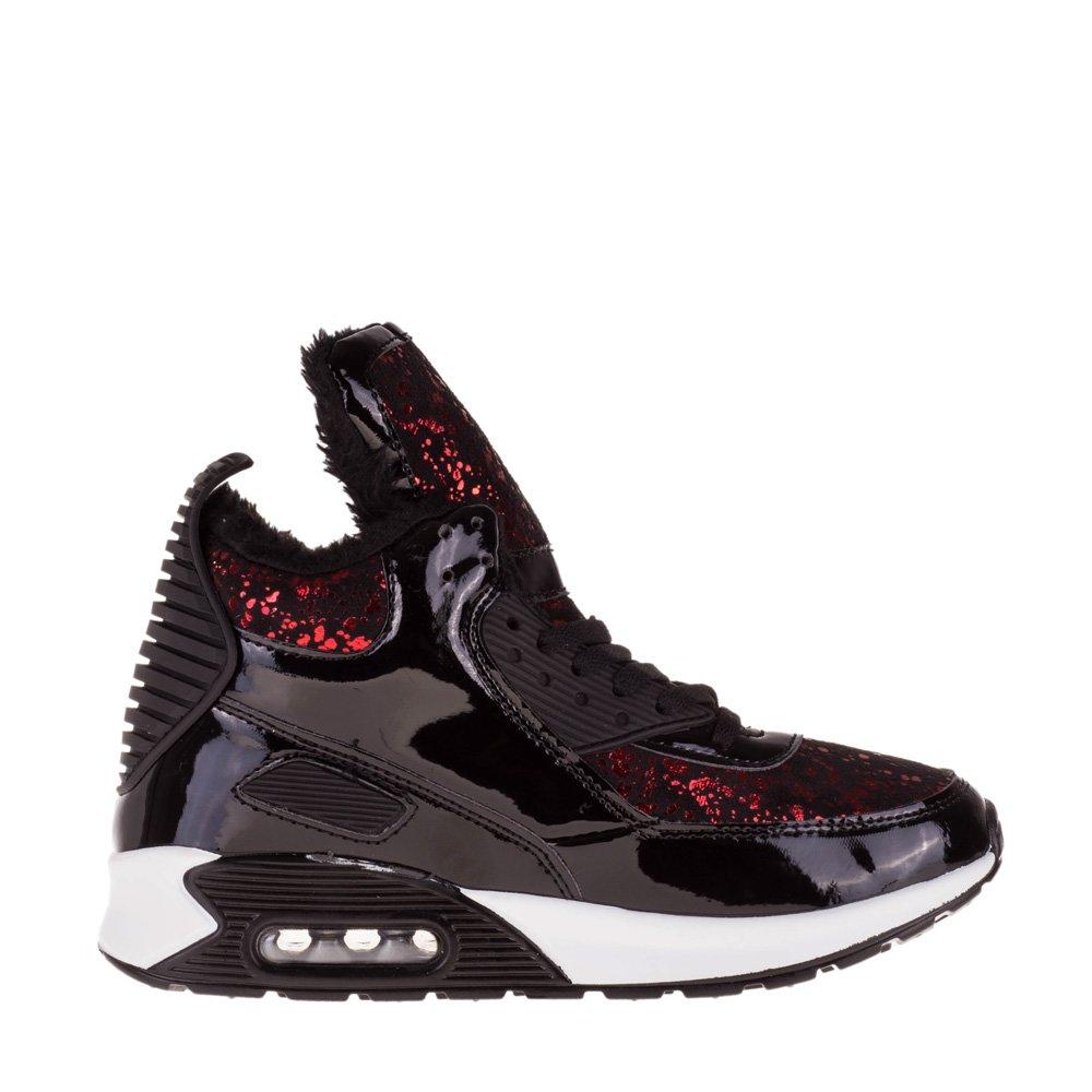 Sneakers dama Sessum negru