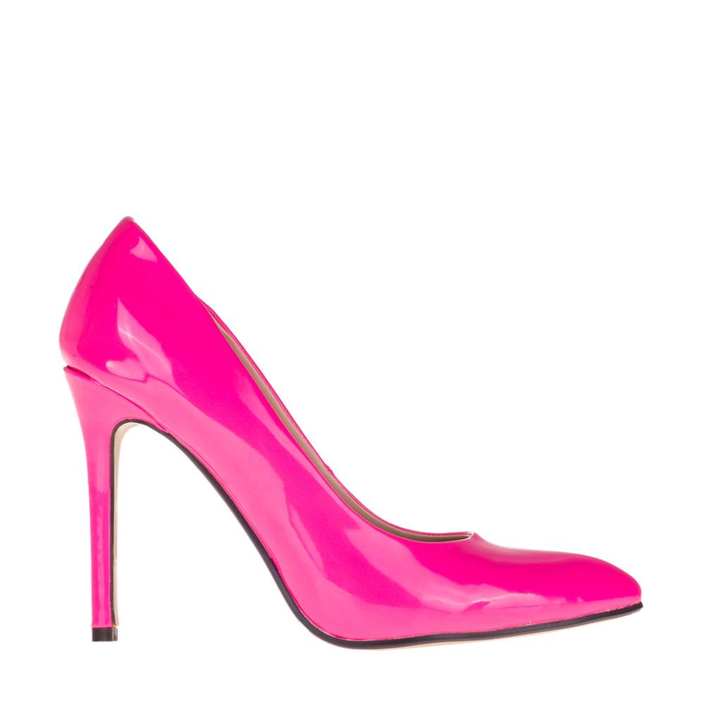 Pantofi dama Audra fucsia
