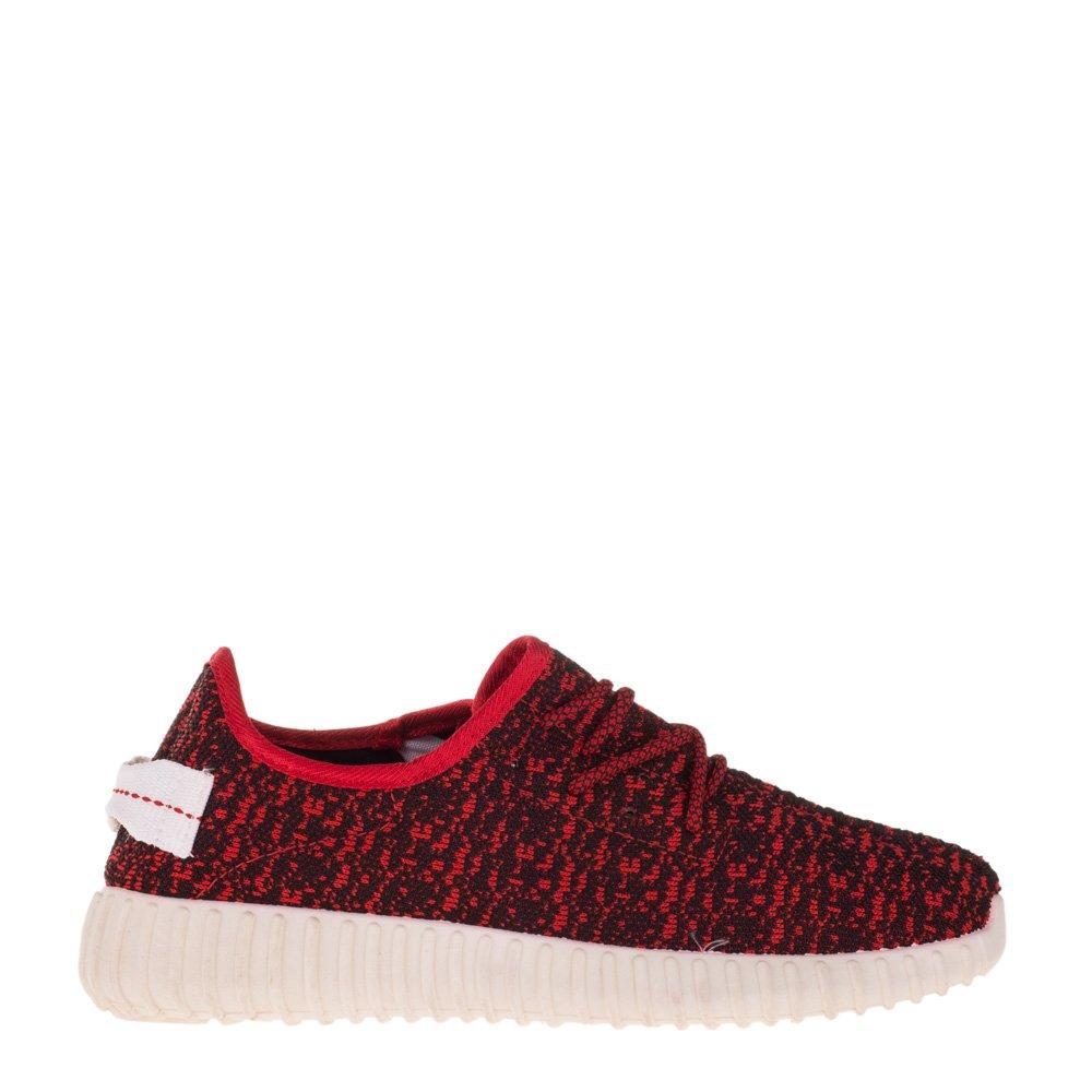 Pantofi sport barbati Kaleb rosii