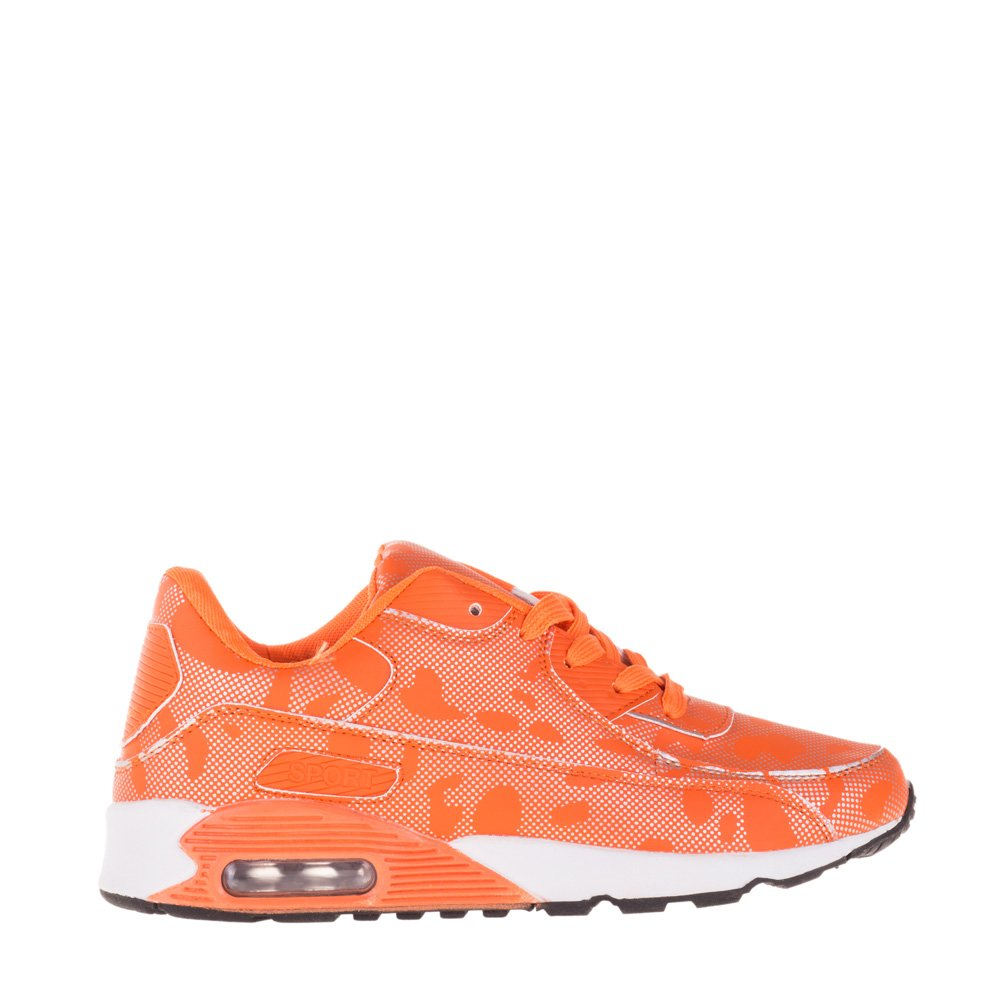 Pantofi sport unisex 666 portocalii