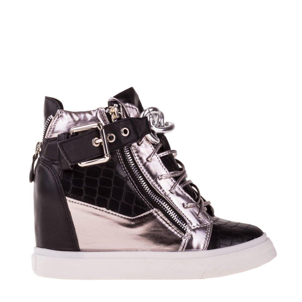 Sneakers dama Laura negru