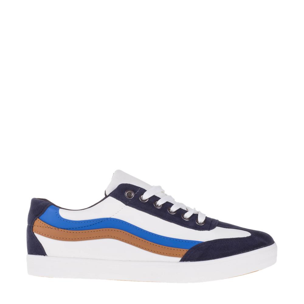 Pantofi sport barbati Hudson albi