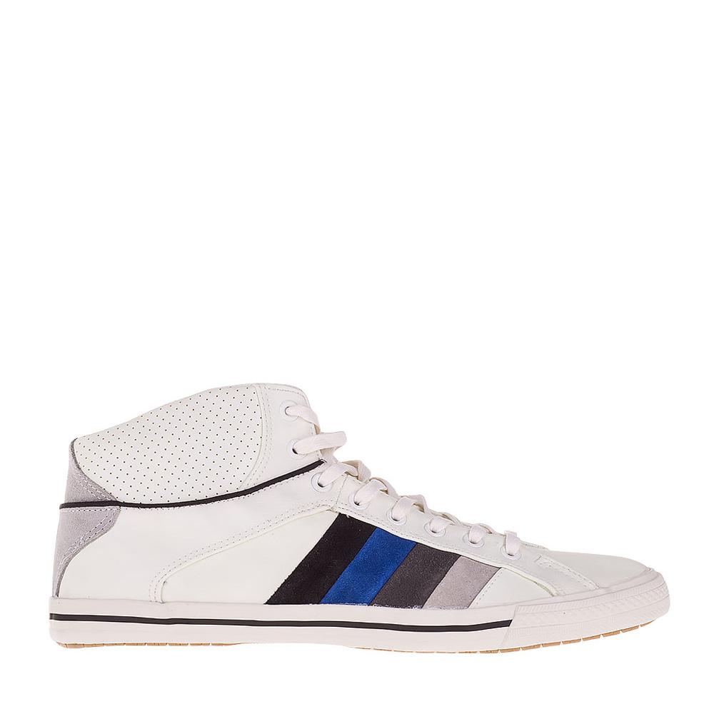 Pantofi sport barbati Mehtab albi