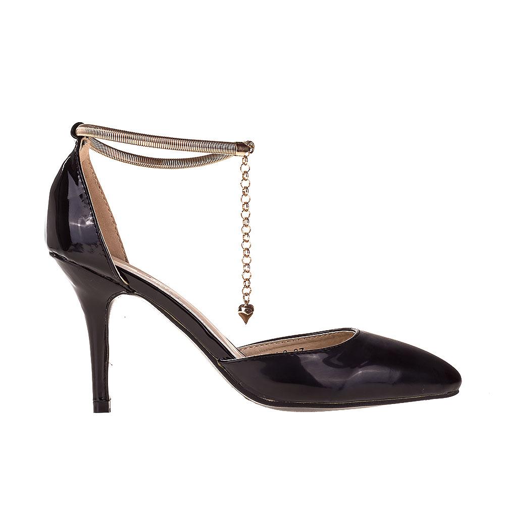 Pantofi dama Lizette negri