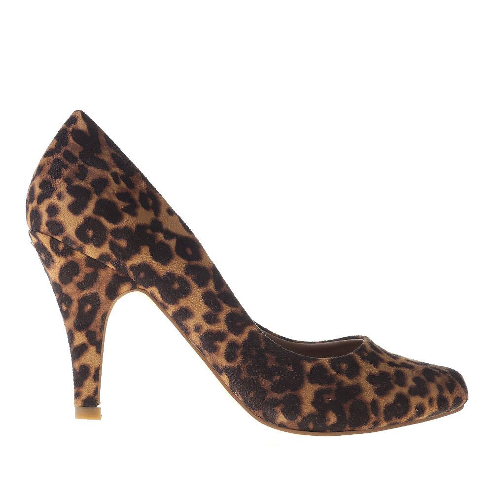 Pantofi dama Marcela camel