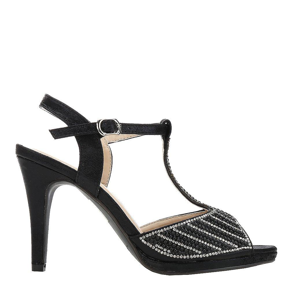 Sandale dama Nerys negre