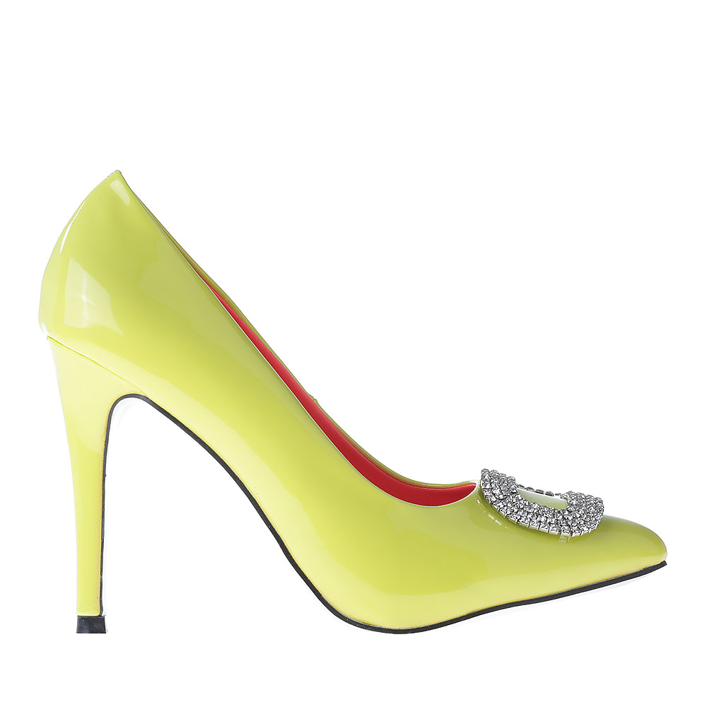 Pantofi dama Amarylis galbeni