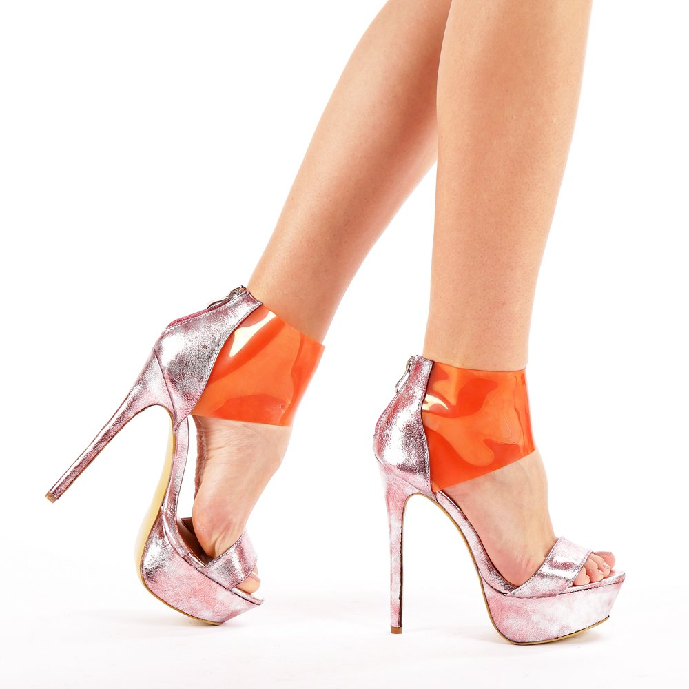 Sandale dama Candice bronze