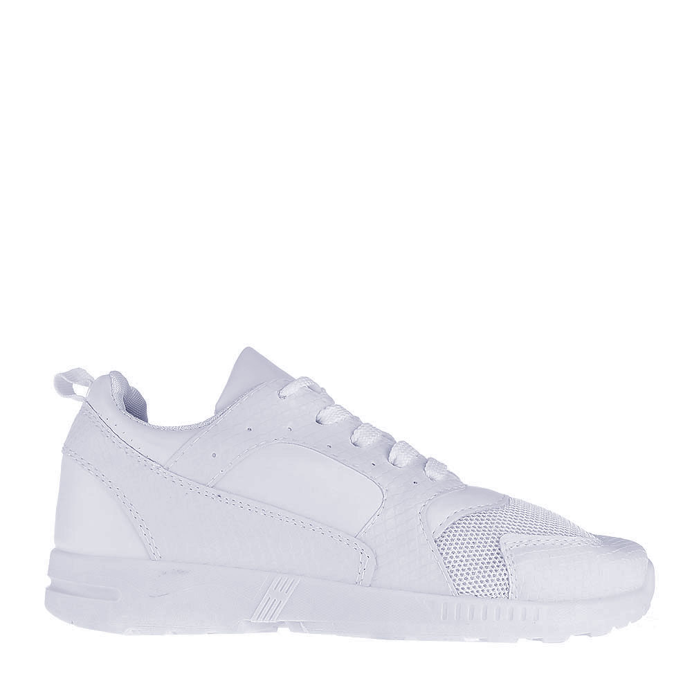 Pantofi sport dama Willy albi