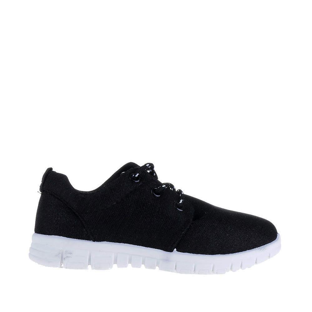 Pantofi sport copii Anson negri
