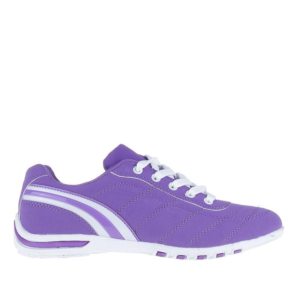 Pantofi sport dama Fabre mov