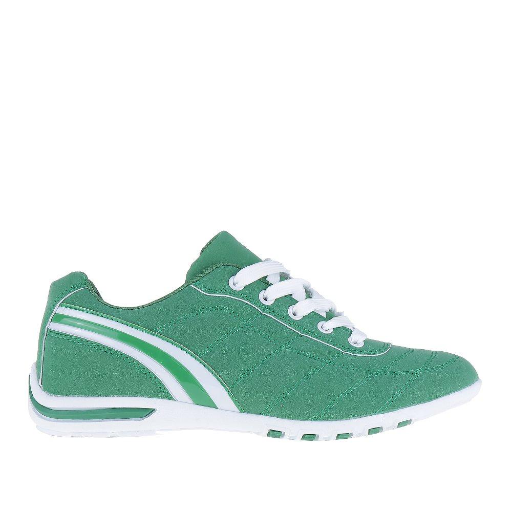 Pantofi sport dama Fabre verzi