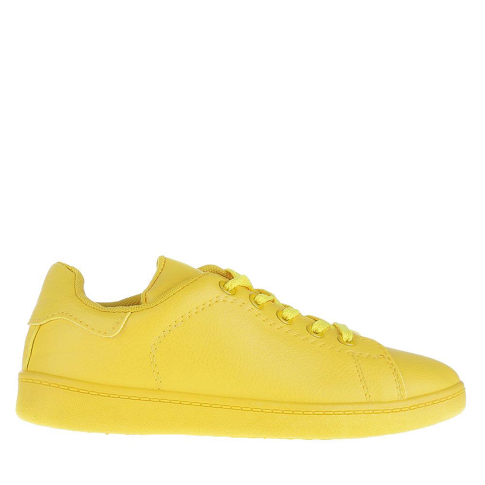Pantofi sport dama Hack galbeni