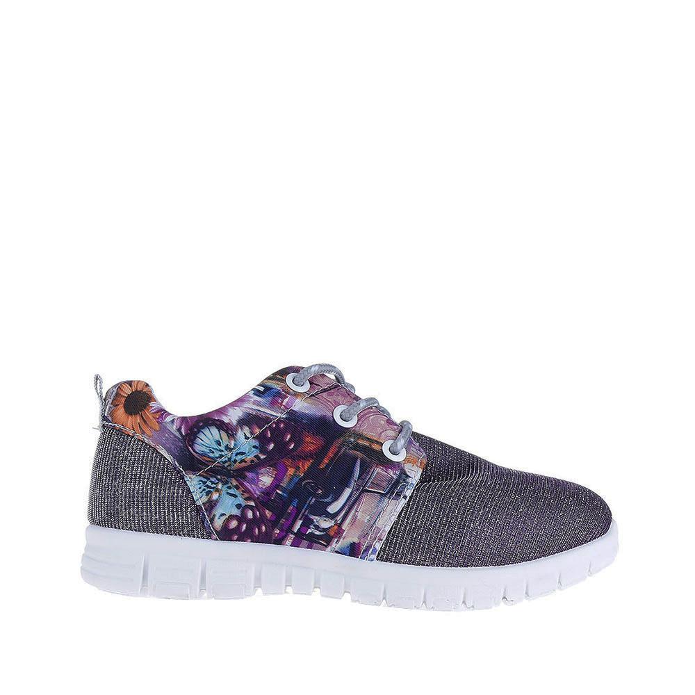 Pantofi sport copii Dakian gri