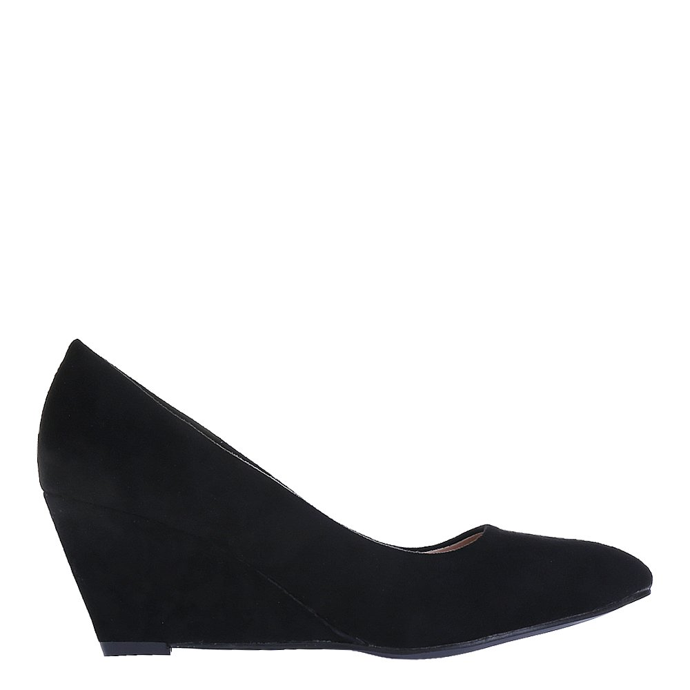 Pantofi dama Koch negri