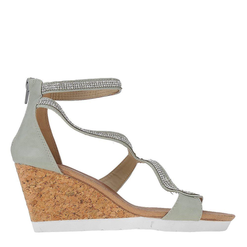 Sandale dama Tuggle gri