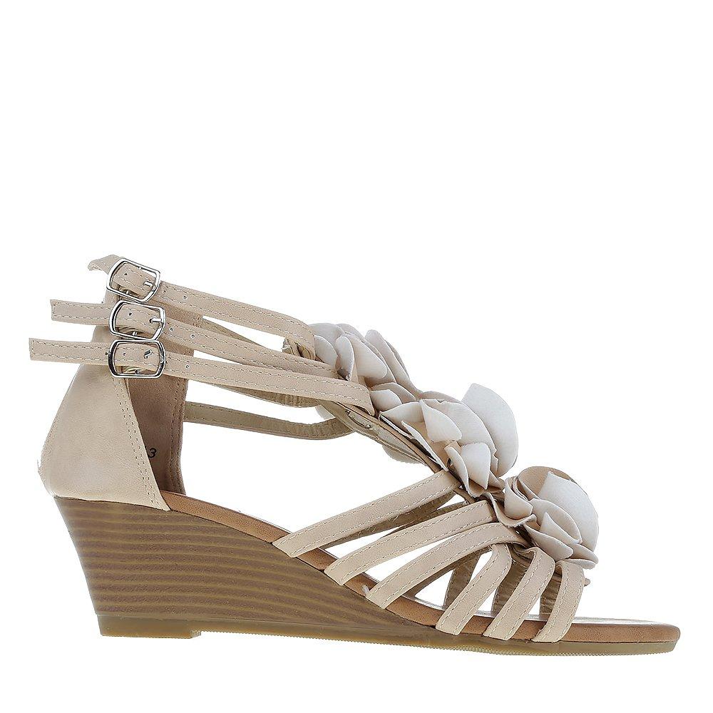 Sandale dama Asher bej