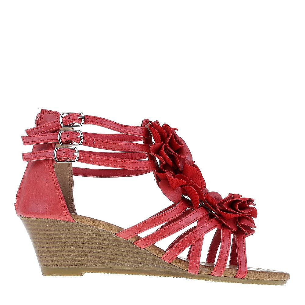 Sandale dama Asher rosii
