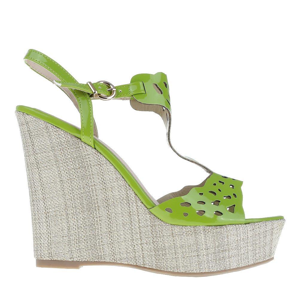 Sandale dama Helzer verzi