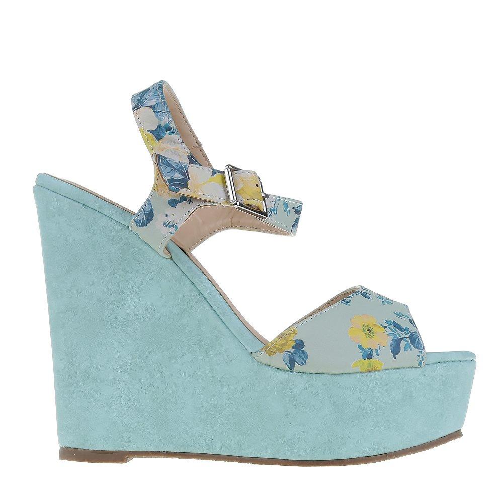 Sandale dama Beverly albastre