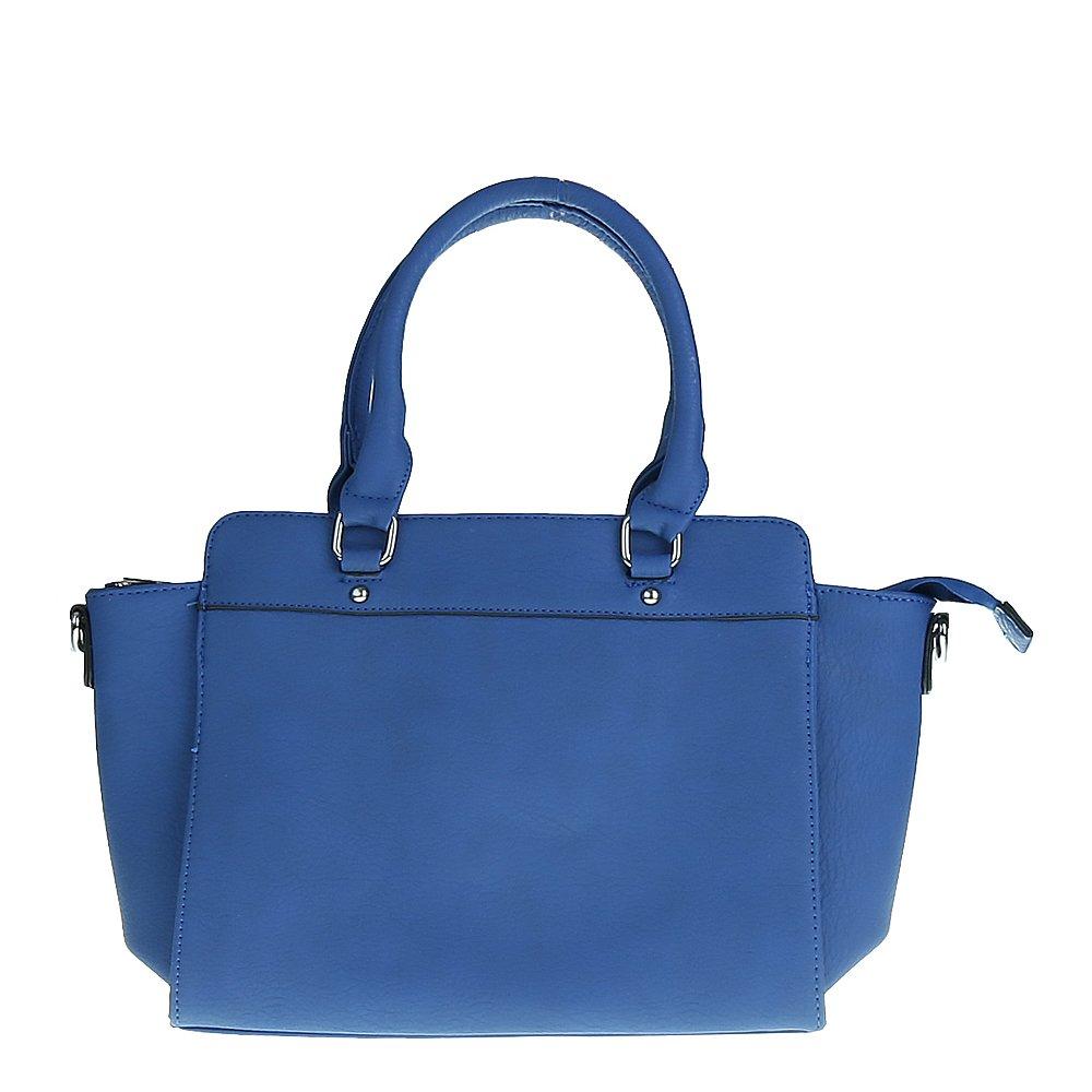 Geanta dama K81 albastra