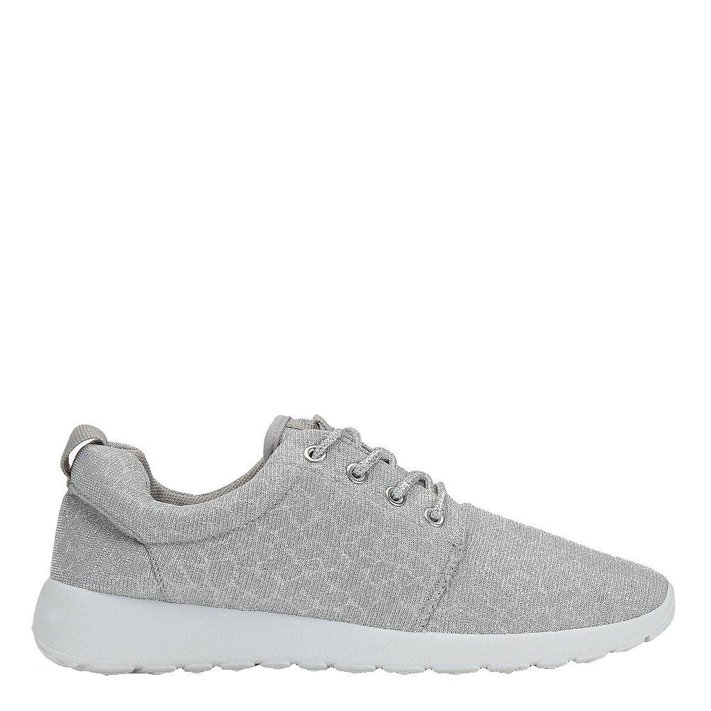 Pantofi sport copii Gert argintii
