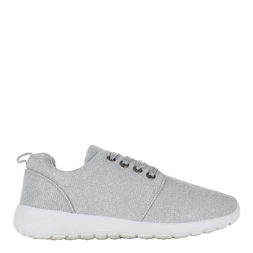 Pantofi sport copii Vesper argintii