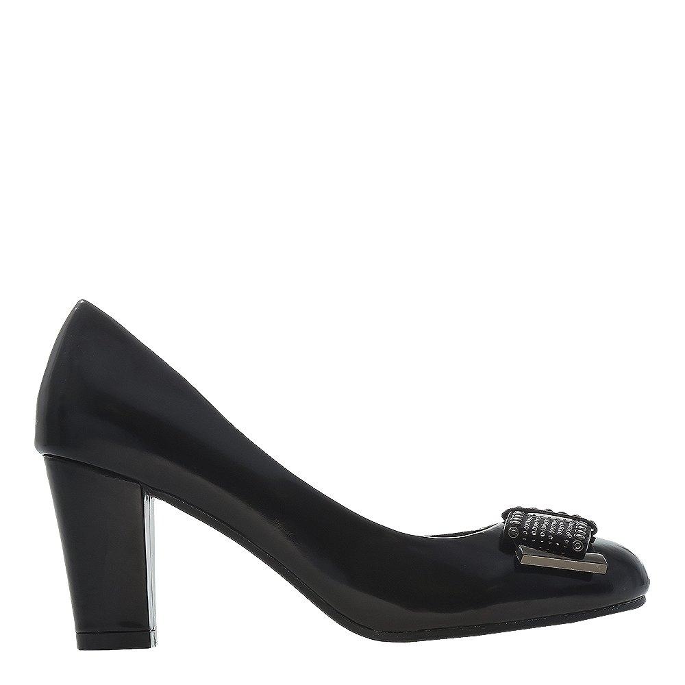 Pantofi dama Wilbur negri