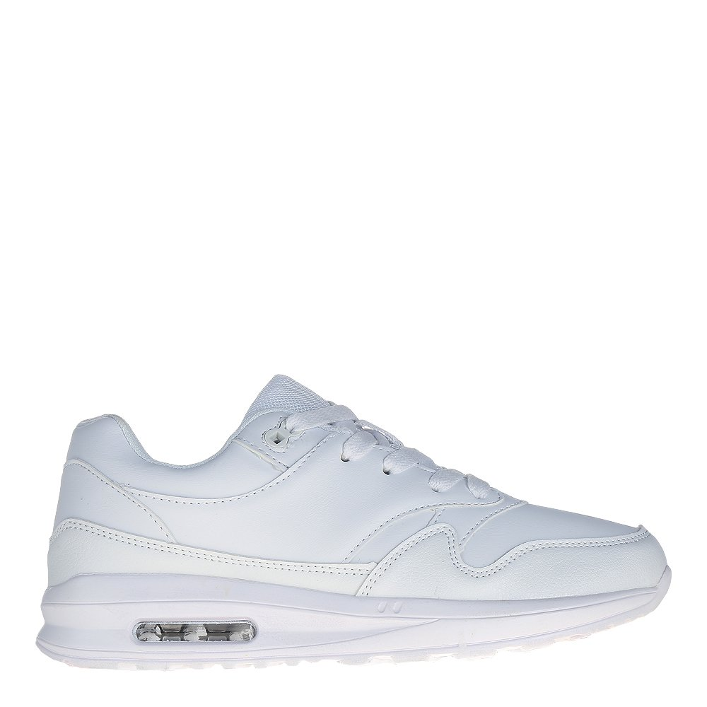 Pantofi sport dama Emmalyn albi