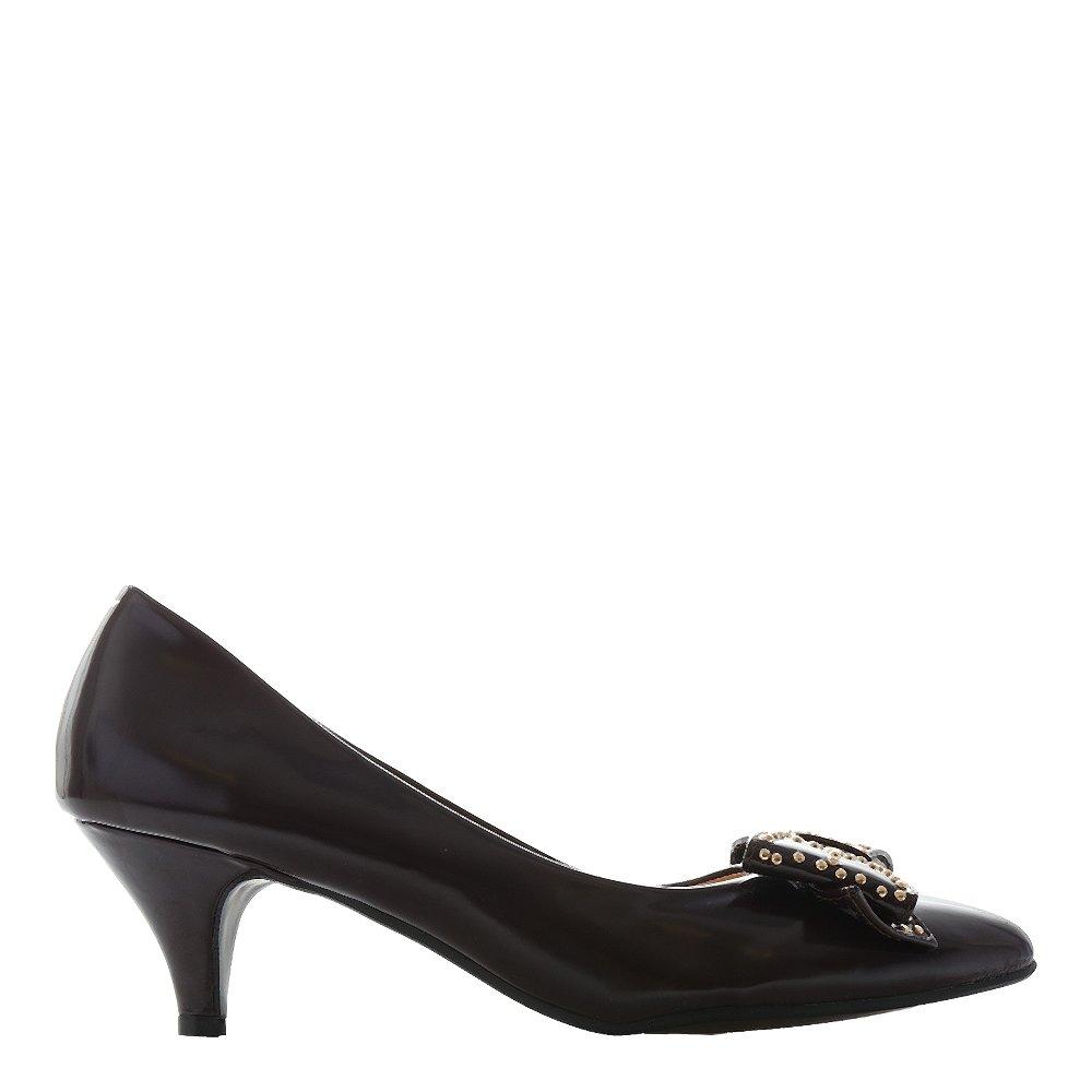Pantofi dama Gale maro