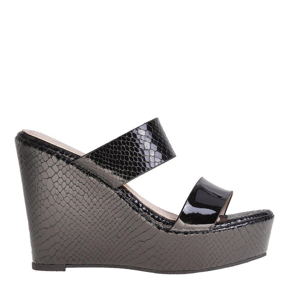 Papuci dama Opal negri